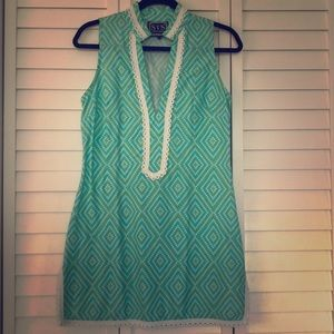 Sail to Sable sleeveless dress